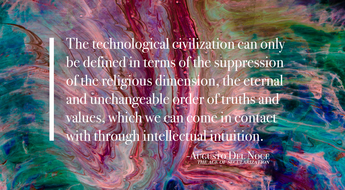 Technological Civilization and Christianity