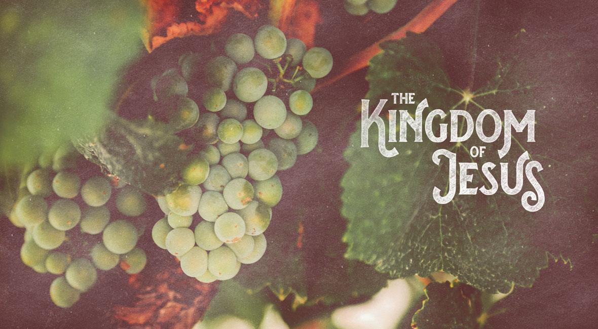 kingdom of Jesus